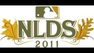 National League Division Series 2011