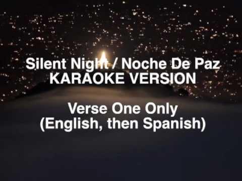 Silent Night Noche De Paz