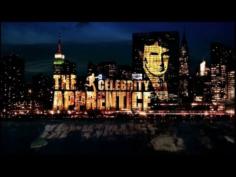 Donald Trump Celebrity Apprentice Final Season Intro HD