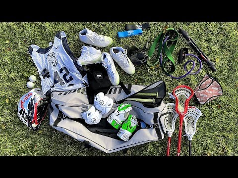 Paul Rabil's World Games Gear Bag