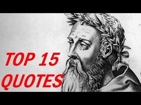 Heraclitus Quotes && 15 Popular Saying