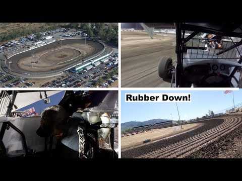 Rubber Down Race Track at Willamette Speedway! (Day 2)