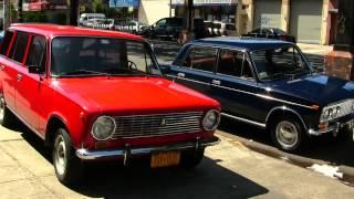 ВАЗ 2102 и ВАЗ 2103 в США