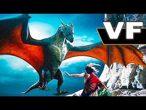 DRAGON INSIDE ME Bande Annonce VF (Aventure - 2017) streaming vf