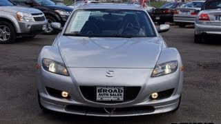 2004 Mazda RX8 Automatic Test Drive Rev up Zoom Zoom