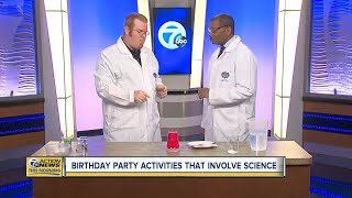 Mad Science teaches us STEM lessons