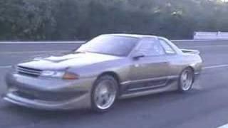 0-300km/h GT-R Feb,1999