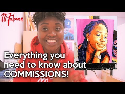 How I do Commissions! | My Process