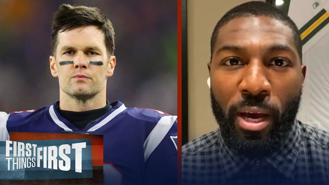 Tom Brady's MVP odds are high with Tampa Bay Buccaneers — Greg Jennings | NFL | FIRST THINGS FIRST