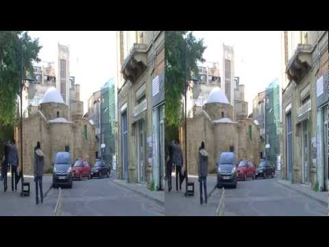 Cyprus - Kypros Lefkosia ( Greek Side ) 3D HSBS