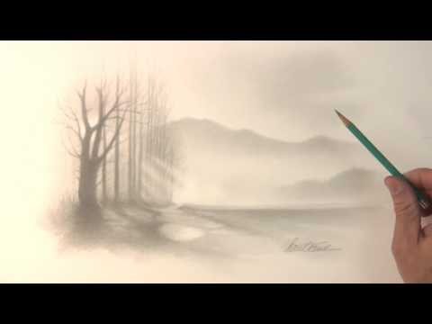 """5 """"Must-Know"""" Landscape Drawing Principles!"""