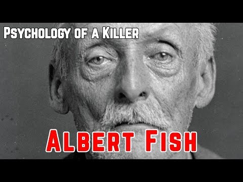 Psychology Of A Killer: Albert Fish