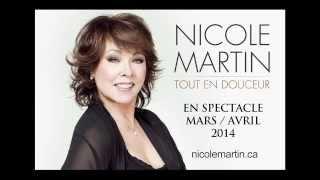 """Nicole Martin présente """"Tout en douceur"""" à la Maison des arts Desjardins Drummondville"""