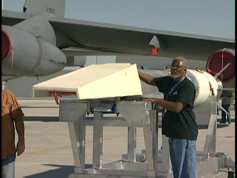 Attaching X-51 WaveRider Hypersonic Scramjet To B-52 | Part 1/7