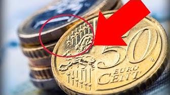 Diese 50 Cent MÜNZE ist BESONDERS WERTVOLL!✔