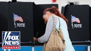 Voters head to the polls in Georgia, Arkansas and Kentucky