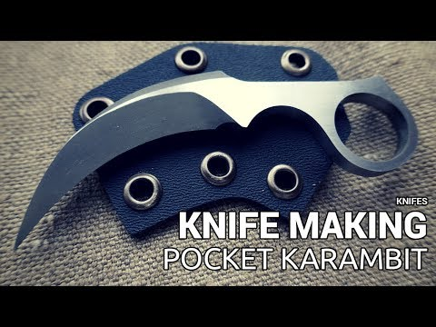 Knife Making - Pocket Karambit