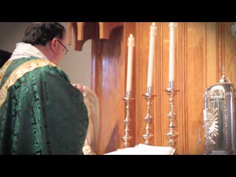 Once Anglican, now Catholic: St. Luke's Parish near Washington D.C