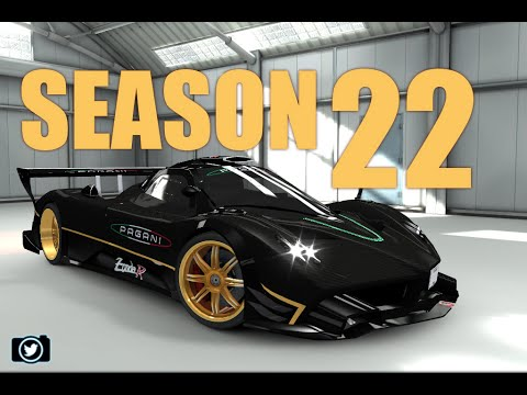 CSR Racing: Pagani Zonda R (season 22 prize, PRO) - YouTube