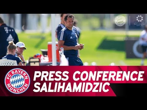 """🗣 """"Make the most of the time"""" - Hasan Salihamidzic Press Conference 