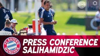 "🗣 ""make the most of time"" - hasan salihamidzic press conference | fc bayern in doha"