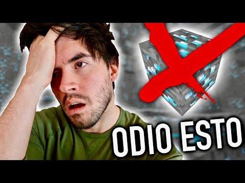 MINECRAFT ES EL JUEGO MAS FRUSTRANTE !!!!!!!