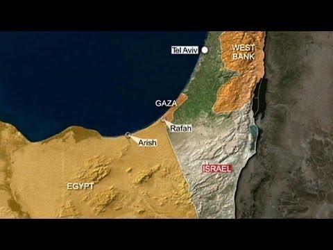 Egypte : l'attaque d'un car dans le Sinaï fait trois morts