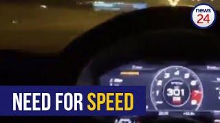 WATCH   'Joburg' speedster cruises highway at more than 300km/h