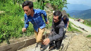Making new roads for the poor and orphans | Trinh Tuong TV