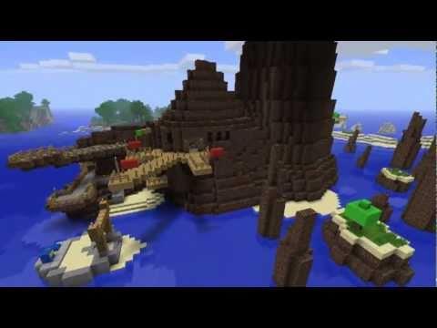 Dragon Roost Island Minecraft YouTube