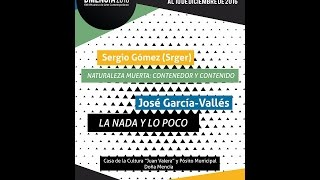 Clausura XVIII Muestra de Arte Contemporáneo DMencia 2016