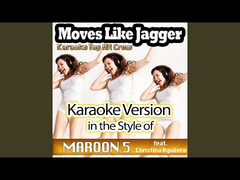 moves-like-jagger-(instrumental-karaoke-version-with-background-vocals-in-the-style-of-maroon-5)
