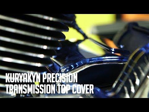 Kuryakyn Precision Transmission Top Cover