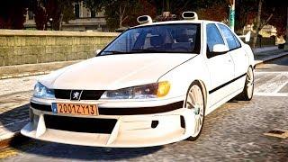 La Peugeot 406 de Taxi 2 vendue 30.100 euros ( 97.980 DT)