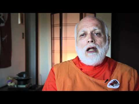 Interview with a Yogic Monk Activist | Occupy Wall Street Video