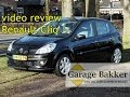Video review Renault Clio 1.6 16v Privilège, 2007, 89-XX-PB