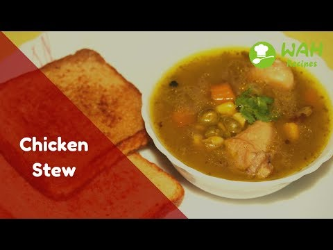 Chicken Stew | Simple Chicken Stew Recipe  | Chicken Stew Slow Cooker | Dinner Ideas