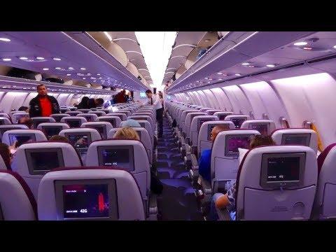 TRIPREPORT | QATAR AIRWAYS | DOHA - ISLAMABAD | Airbus A330-300