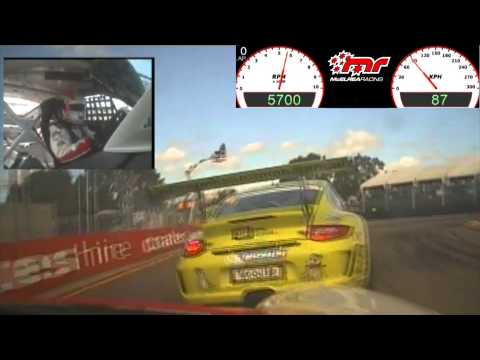 McElrea Racing - Luff Puts Pressure on Baird in Townsville 2013
