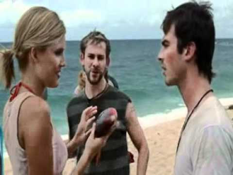 Lost - Ian Somerhalder (Boone) Storyline - Part 3