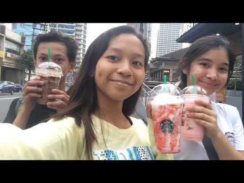 Birthday Celebration  With My Fwends😂/ How To Order Pink Drink In The Philippines