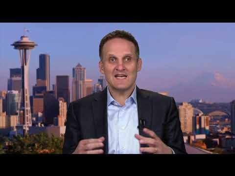 Tableau Software CEO: Dramatic Step Forward?   Mad Money   CNBC