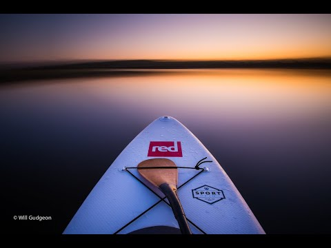 Long Exposure Photography On A Paddle Board
