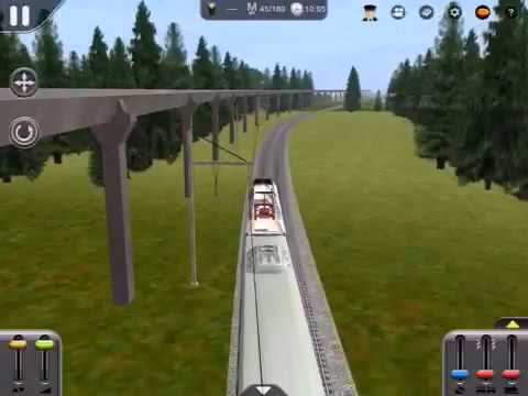 Can't stop in time! | Trainz simulator 2: Eurasia Seoul-Hamburg (User created route)