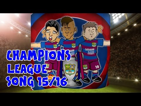 CHAMPIONS LEAGUE SONG 20152016 Theme Music, Titles Anthem Preview