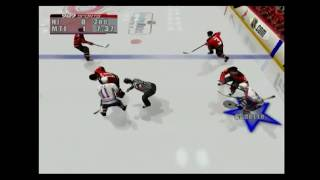 NHL FACEOFF 2003/ MONTREAL CANADIENS VS NJ DEVILS [PS2] [HD]