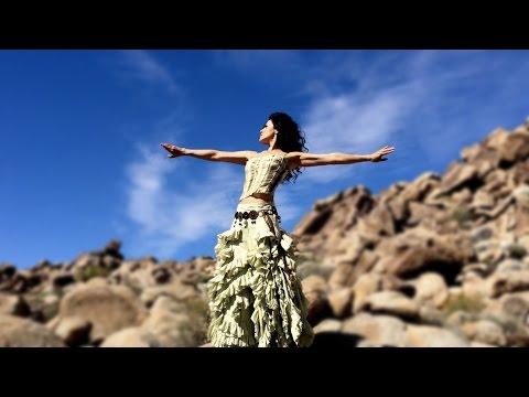 Gypsy Desert Dance - Arleen Hurtado and Ben Woods - Flamenco LA