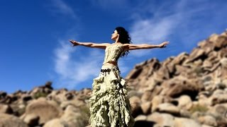 Gypsy Desert Dance - Arleen Hurtado and Ben Woods - Flamenco LA