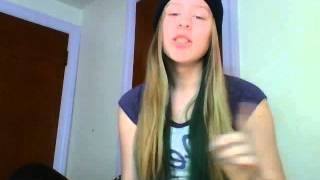 vuclip What I like about you cover (5sos version) - Britany Marie