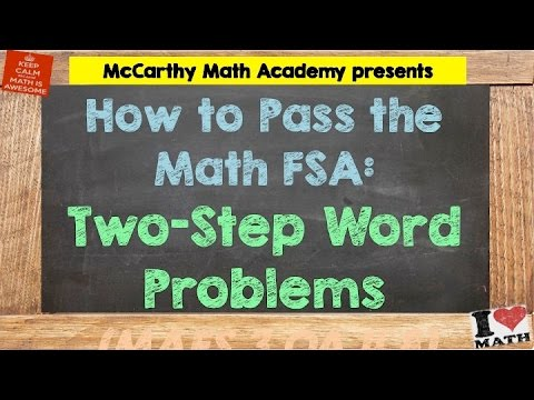 How To Pass The Math Fsa